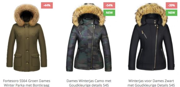 Welke warme winterjas dames is het best voor de ijskoude dagen